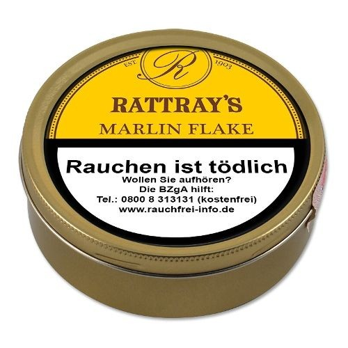 Rattray´s British Line Marlin Flake