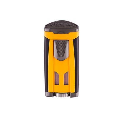 Xikar HP3 Triple Jet Burnt Yellow