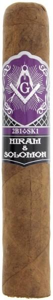 Hiram & Solomon Traveling Man Sumatra Robusto
