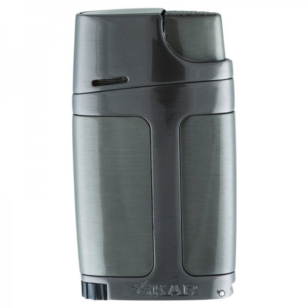 Xikar Double Lighter ELX Gunmetal