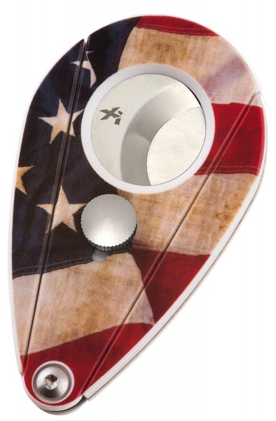 Xikar Cutter Xi2 Kunststoff American Flag