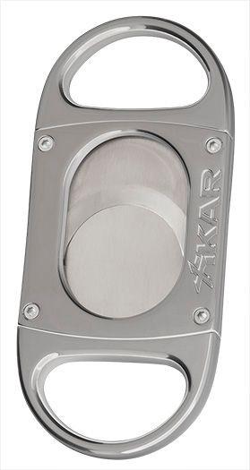 Xikar Cutter M8 Chrome Silber