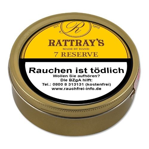 Rattray´s British Line 7 Reserve