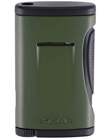 Xikar Single Jet Xidris OD Green