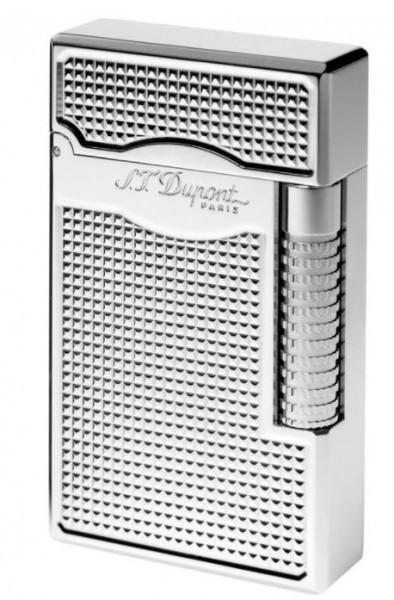 S.T. Dupont Ligne 2 Le Grand Palladium ein doppelflammiges Luxusfeuerzeug