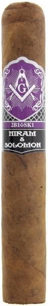 Hiram & Solomon Traveling Man Sumatra Toro