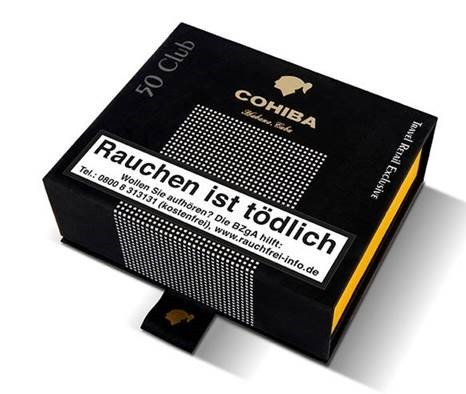 Cohiba Club 50 Edicion Limitada 2019 Travel Retail