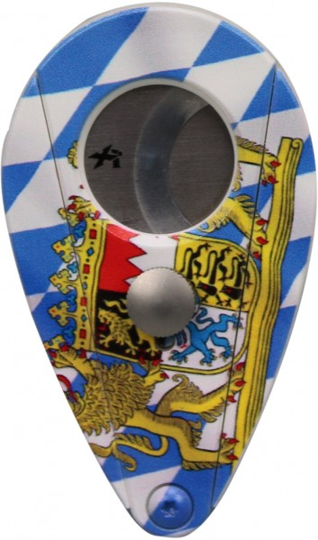 Xikar Cutter Xi2 Kunststoff Bavarian Flag