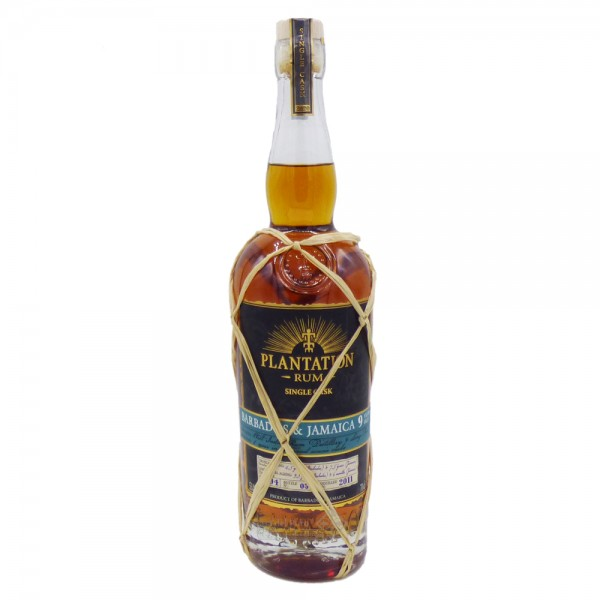 Plantation Rum Barbados & Jamaica 9 Years Old