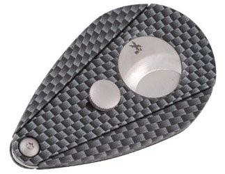 Xikar Cutter Xi2 Kunststoff Carbon