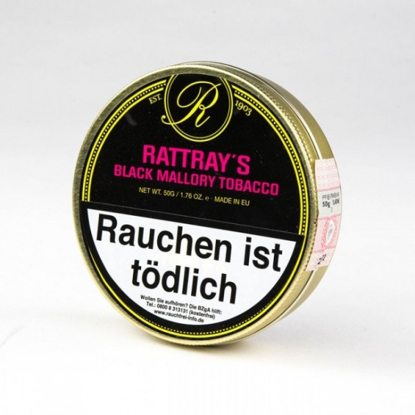 Rattray´s British Line Black Mallory