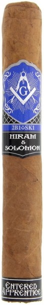 Hiram & Solomon Entered Apprentice Connecticut Toro