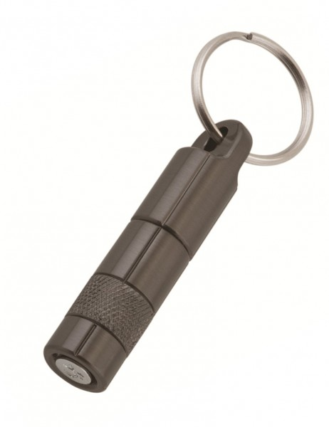 Xikar Twist Punch Gunmetal 7mm