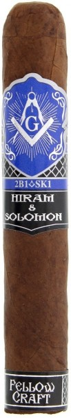 Hiram & Solomon Fellow Craft Natural Robusto
