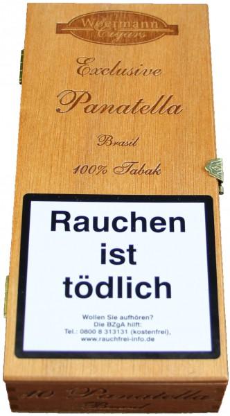Woermann Cigars Exclusvie Panatella Brasil