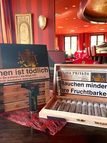 Drew Estate Liga Privada Unico Bauhaus