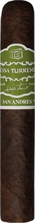 Casa Turrent Origin San Andres Robusto Extra an aromatic Mexican Puro