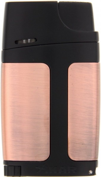 Xikar Element ELX Double Lighter Bronze