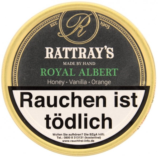 Rattray´s Aromatic Collection Royal Albert