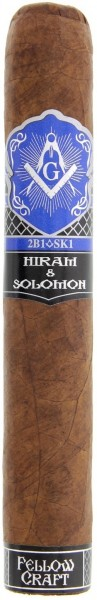 Hiram & Solomon Fellow Craft Natural Gran Toro