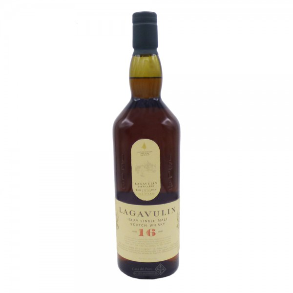 Lagavulin Islay Single Malt 16 Jahre