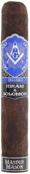 Hiram & Solomon Master Manson Maduro Robusto