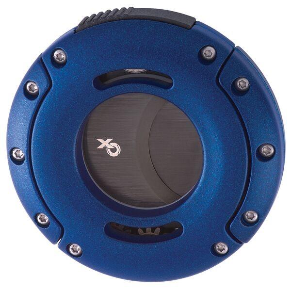Xikar Cutter XO Blau mit schwarzen Klingen