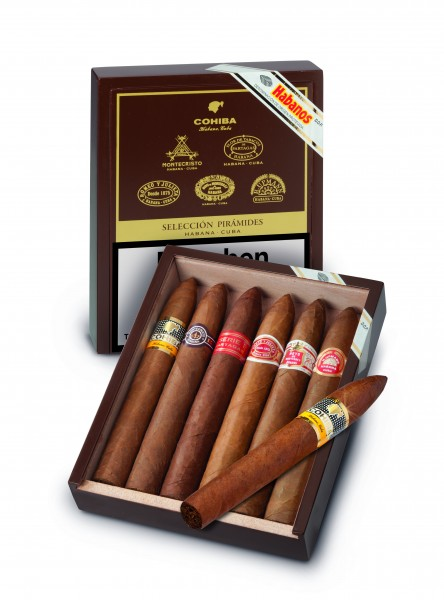 Habanos Seleccion Piramides 2016