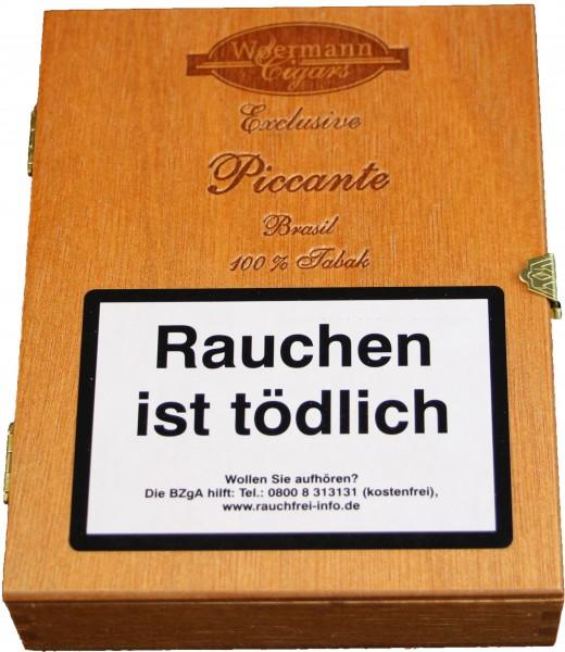 Woermann Cigars Exclusvie Piccante Brasil
