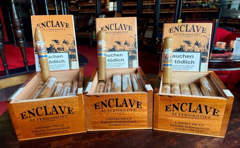 AJ Fernandez Enclave Connecticut