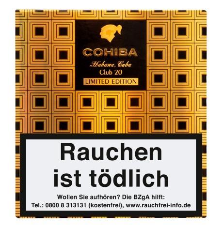 Cohiba Club Edition Limitada 2020