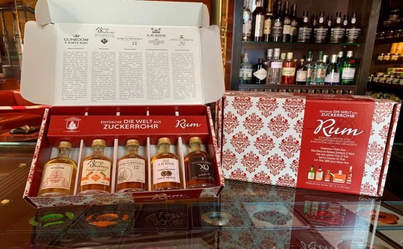 Die Welt aus Zuckerrohr Premium Rum